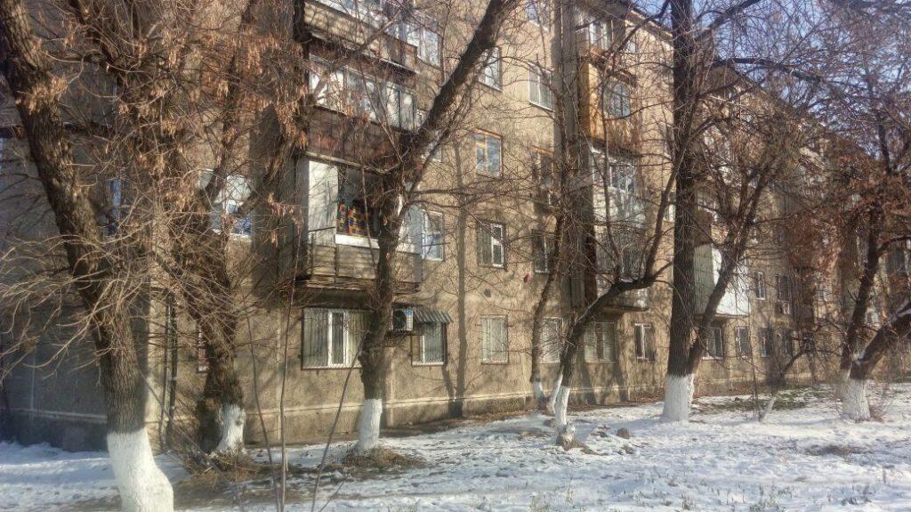 Ғалихан Сәрсеновтың Шымкент қаласында тұрған Громов көшесінің №26 үйі.