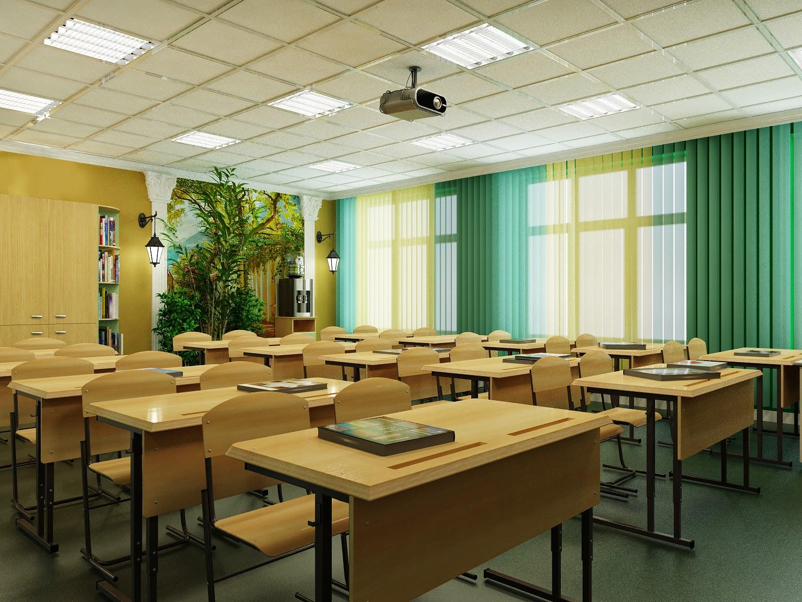 Фото учебных классов