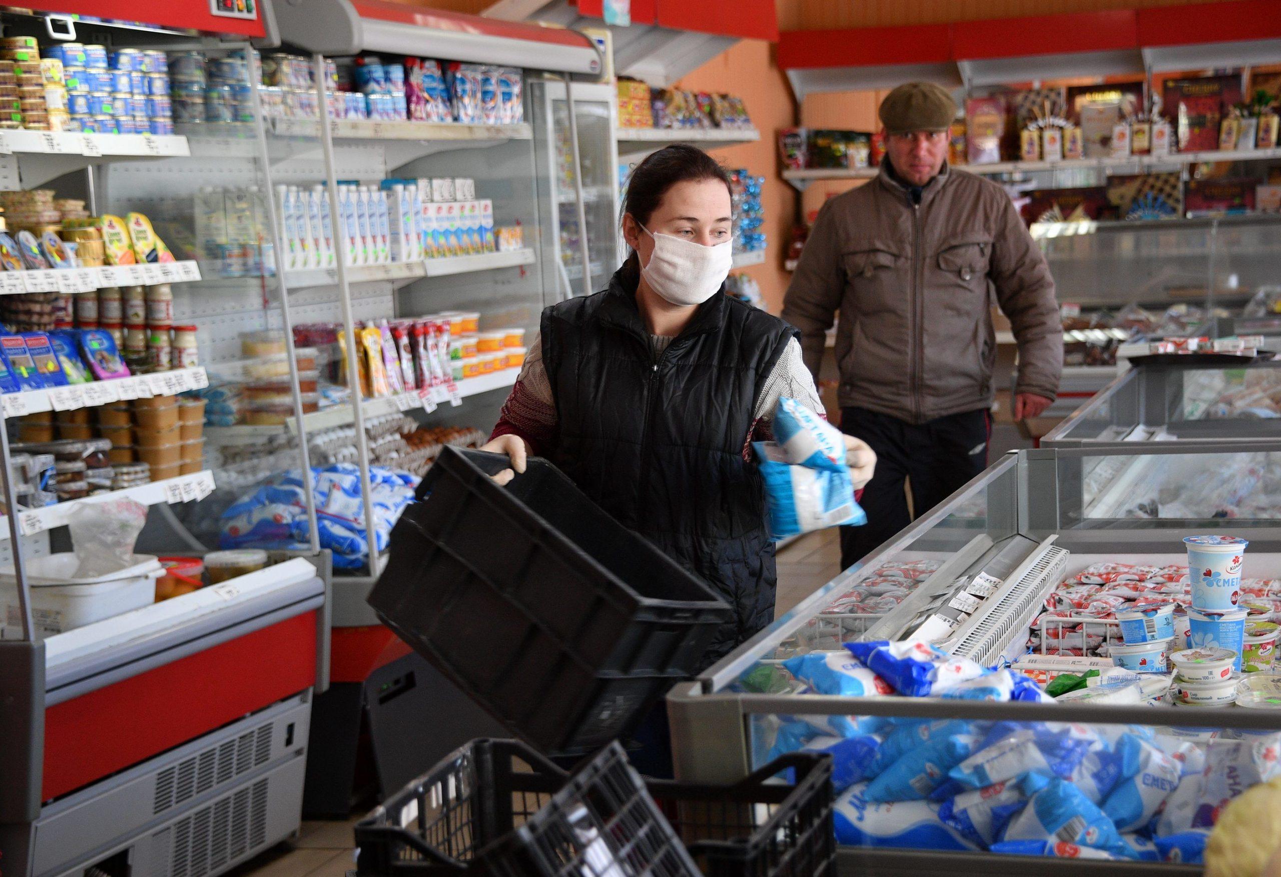 продавец на табачные изделия